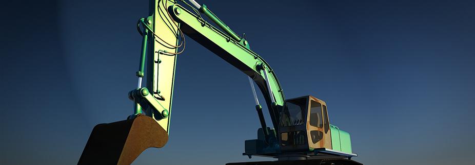 建設機械の導入時に利用できる優遇税制とは